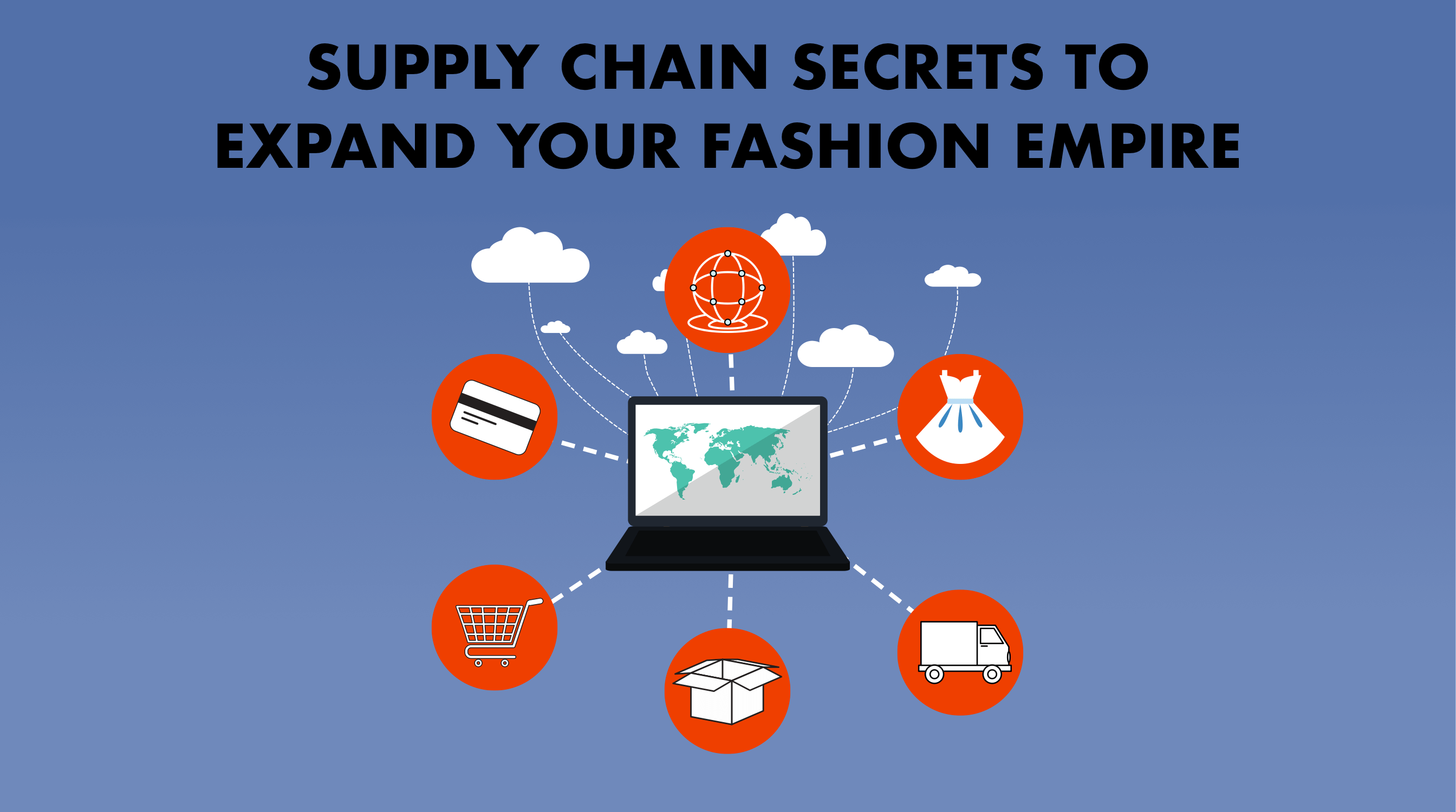 Supply Chain Secrets to Expand Your Fashion Empire From