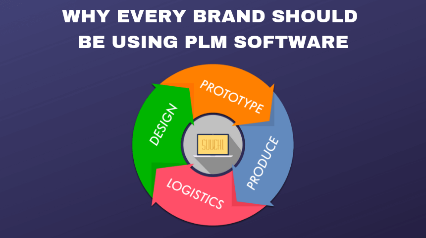 Why Every Brand Should be Using a PLM Software - Suuchi
