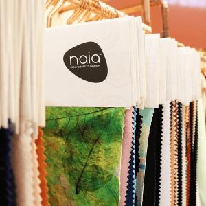 fabric brand Naia