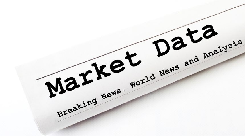 Market data and analysis